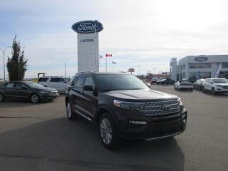 New 2020 Ford Explorer LIMITED for sale in Lacombe, AB