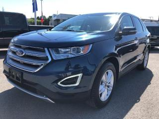 Used 2017 Ford Edge SEL for sale in Aurora, ON