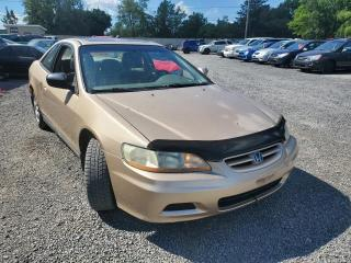 Used 2002 Honda Accord SPECIAL EDITION COUP for sale in Stittsville, ON