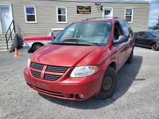 Used 2007 Dodge Grand Caravan SXT for sale in Stittsville, ON