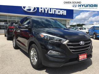Used 2016 Hyundai Tucson Luxury for sale in Owen Sound, ON