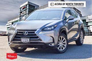 Used 2017 Lexus NX 200t 6A No Accident| Back-Up Camera for sale in Thornhill, ON