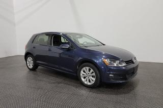 Used 2016 Volkswagen Golf TSI AUTOMATIQUE - Cuir - Bluetooth - Climatiseur for sale in Laval, QC