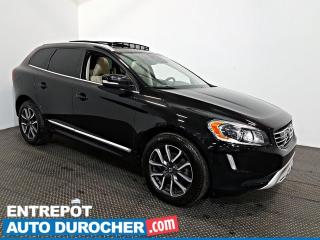 Used 2017 Volvo XC60 T5 Special Edition Premier AWD NAV - Toit Ouvrant for sale in Laval, QC