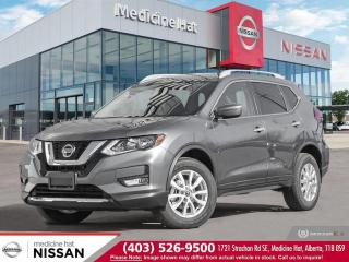 New 2020 Nissan Rogue SV for sale in Medicine Hat, AB