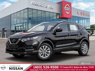 New 2020 Nissan Qashqai SV for sale in Medicine Hat, AB