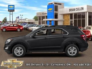 Used 2016 Chevrolet Equinox LT  - Low Mileage for sale in St Catharines, ON