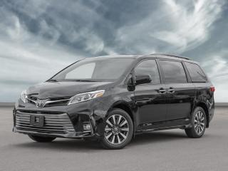 New 2020 Toyota Sienna XLE 7-Passenger AWD for sale in North Bay, ON