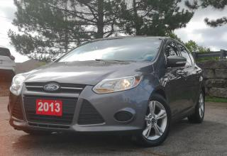 Used 2013 Ford Focus 5dr HB SE | Bluetooth | Hatch | Clean Carfax! for sale in Waterloo, ON