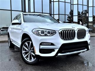 Used 2019 BMW X3 xDrive30i Sports Activity Vehicle for sale in Brampton, ON