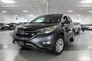Used 2016 Honda CR-V EX AWD I NO ACCIDENTS I SUNROOF I REAR CAM I BIG SCREEN I BT for sale in Mississauga, ON