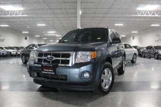 Used 2011 Ford Escape XLT NO ACCIDENTS I KEYLESS ENTRY I POWER OPTIONS I CRUISE for sale in Mississauga, ON
