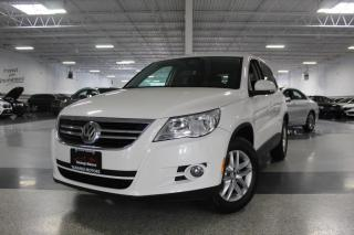 Used 2010 Volkswagen Tiguan 4MOTON NO ACCIDENTS I REAR CAM I BIG SCREEN I HEATED SEATS for sale in Mississauga, ON