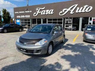 Used 2010 Nissan Versa HB S for sale in Scarborough, ON