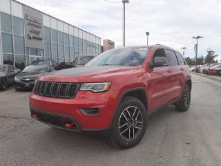 New 2020 Jeep Grand Cherokee NAVI PANORAMIC SUNROOF AIR SUSPENSION for sale in Pickering, ON