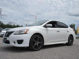 Used 2013 Nissan Sentra SR Model for sale in Newmarket, ON