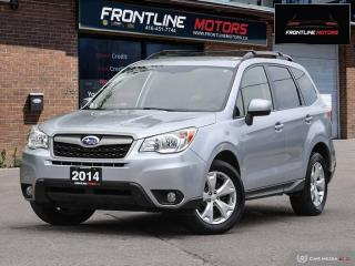 Used 2014 Subaru Forester 5dr Wgn Auto 2.5i for sale in Scarborough, ON