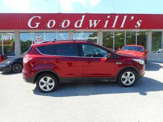 Used 2013 Ford Escape SE! LOCAL TRADE! POWER ROOF! HEATED SEATS! for sale in Aylmer, ON