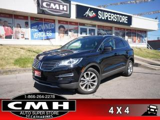 Used 2017 Lincoln MKC Select  AWD NAV PANO-ROOF P/SEATS MEM CAM for sale in St. Catharines, ON