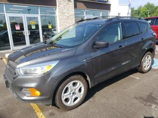 Used 2017 Ford Escape S FWD Bluetooth Backup Camera Cruise for sale in Trenton, ON