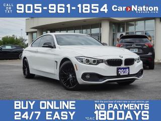 Used 2018 BMW 4 Series 430i xDrive Coupe| NAVI| SUNROOF| for sale in Burlington, ON