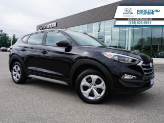 Used 2017 Hyundai Tucson LOW KM | 1 OWNER | BACK UP CAM  - $137 B/W for sale in Brantford, ON