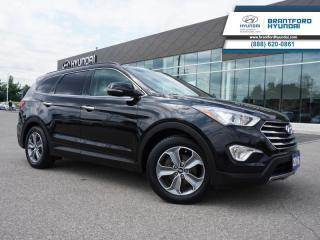 Used 2016 Hyundai Santa Fe XL 7 PASSENGER | 1 OWNER | LOW KM  - $179 B/W for sale in Brantford, ON