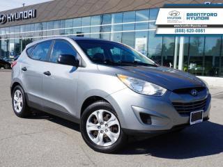 Used 2010 Hyundai Tucson AWD | BLUETOOTH | GOOD CONDITION  - $184 B/W for sale in Brantford, ON