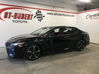Used 2018 Toyota Camry XSE Auto for sale in St-Hubert, QC