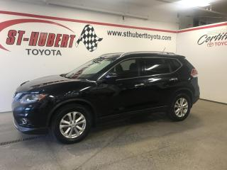 Used 2015 Nissan Rogue FWD SV, TOIT PANORAMIQUE for sale in St-Hubert, QC