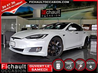 Used 2019 Tesla Model S 100 D for sale in Châteauguay, QC