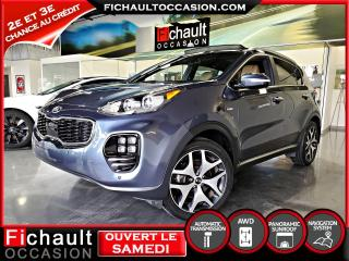 Used 2017 Kia Sportage SX Turbo avec Beige canyon 4 portes TI for sale in Châteauguay, QC