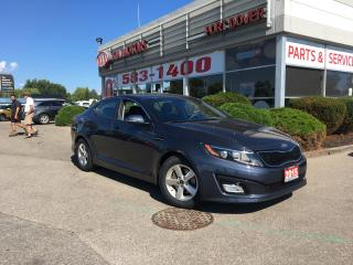 Used 2015 Kia Optima LX for sale in Port Dover, ON