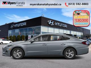 New 2020 Hyundai Sonata Preferred  - $166 B/W for sale in Kanata, ON