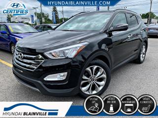 Used 2016 Hyundai Santa Fe Sport 2.0T, Limited Adventure, NAVI, TOIT PANO for sale in Blainville, QC