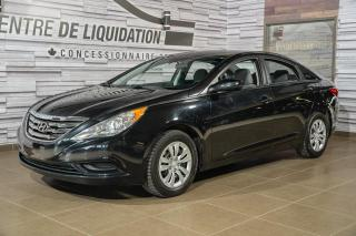 Used 2013 Hyundai Sonata GL GR.ÉLECT+A/C for sale in Laval, QC