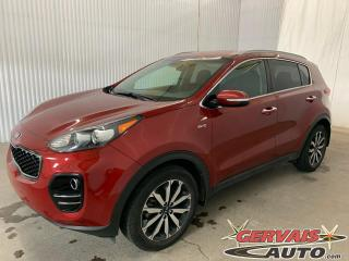 Used 2017 Kia Sportage EX AWD Mags Caméra A/C Bluetooth *Traction intégrale* for sale in Trois-Rivières, QC