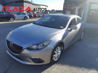Used 2014 Mazda MAZDA3 4DR SDN MAN GS-SKY for sale in Beauport, QC