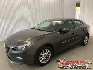 Used 2014 Mazda MAZDA3 GS-SKY GPS Caméra Bluetooth MAGS *Transmission Automatique* for sale in Trois-Rivières, QC