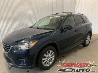 Used 2016 Mazda CX-5 GS AWD 2.5 GPS Toit Ouvrant Caméra Bluetooth MAGS *Traction intégrale* for sale in Trois-Rivières, QC