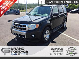 Used 2011 Ford Escape 4 portes, 4 RM, V6, boîte automatique, L for sale in Rivière-Du-Loup, QC