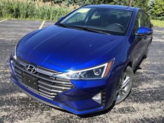 Used 2019 Hyundai Elantra Preferred 2WD for sale in Cayuga, ON