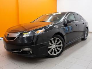 Used 2014 Acura TL SIÈGES CHAUFFANTS TOIT OUVRANT *CUIR* for sale in St-Jérôme, QC
