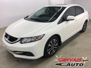 Used 2015 Honda Civic Ex Mags Toit Caméra for sale in Shawinigan, QC