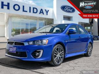 Used 2017 Mitsubishi Lancer GTS for sale in Peterborough, ON