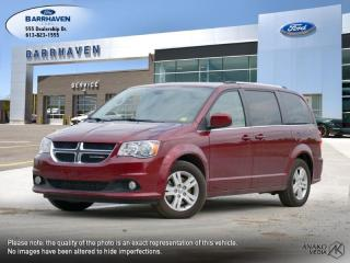 Used 2019 Dodge Grand Caravan Crew Plus for sale in Ottawa, ON