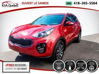 Used 2018 Kia Sportage EX* AWD* CUIR* CARPLAY* SIEGES CHAUFFANT for sale in Québec, QC