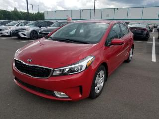 Used 2017 Kia Forte LX+* AT* CARPLAY* SIEGES CHAUFFANTS* for sale in Québec, QC