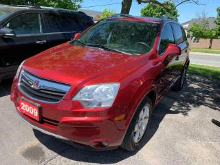 Used 2009 Saturn Vue XR V6 for sale in Peterborough, ON