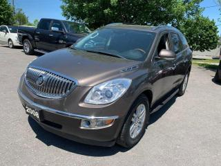 Used 2008 Buick Enclave CX for sale in Peterborough, ON